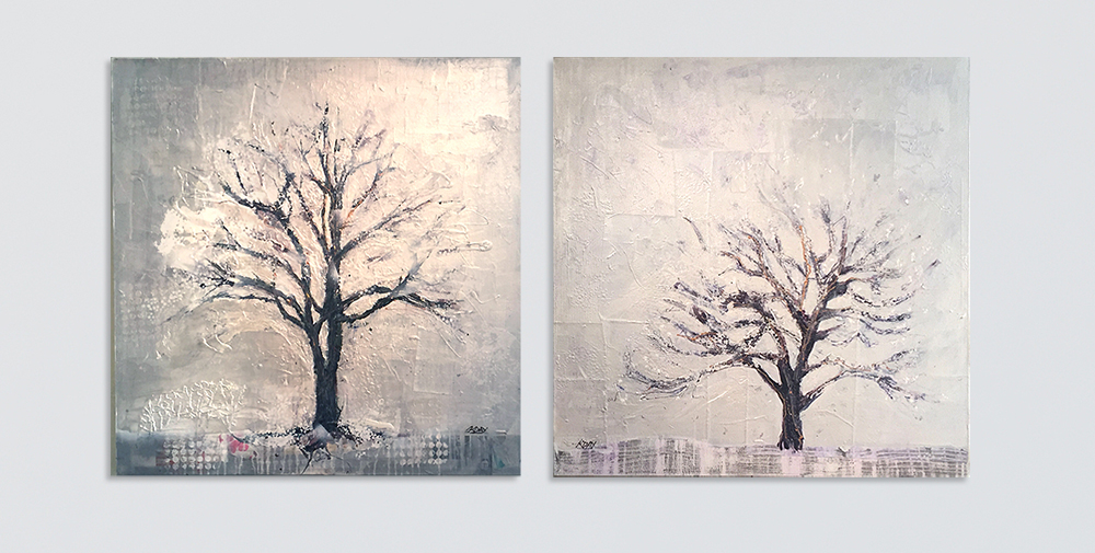 Winter Trees, ©Kellie Day, 36