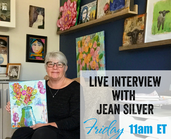 Jean Silver interview with Kellie Day