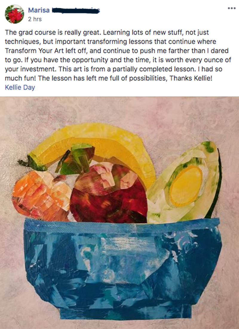 kellie day art program review