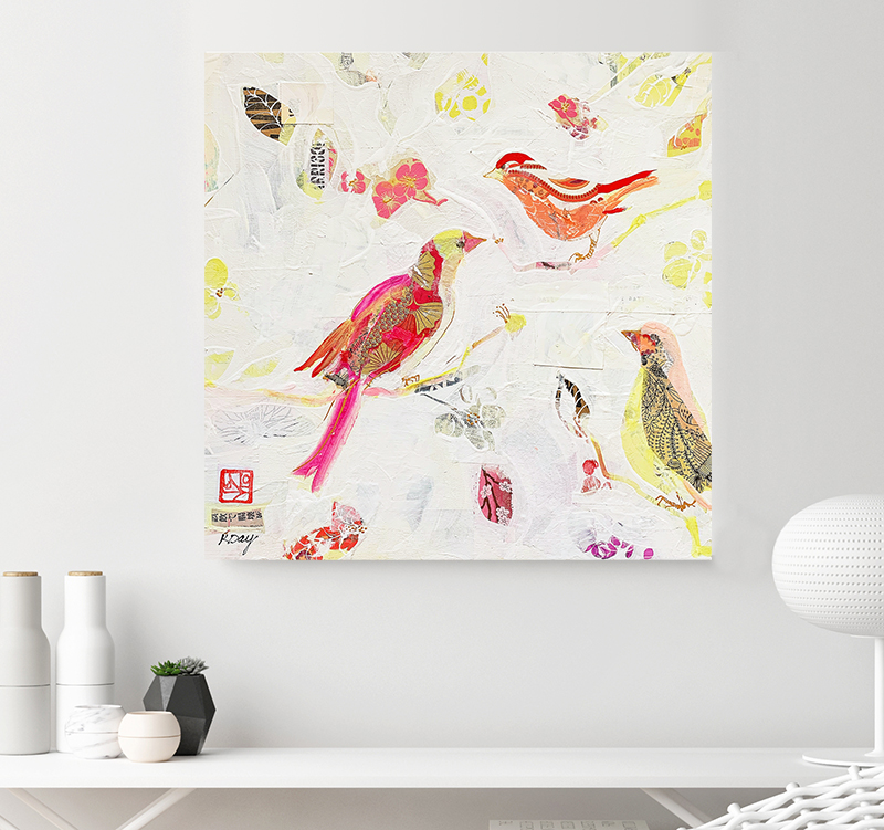 magic-yellow-birds-by-kellie-day-in-ROOM