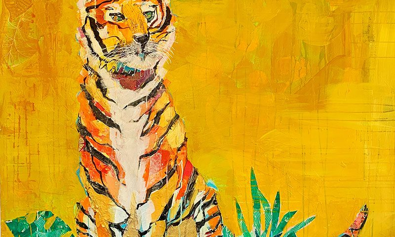 Zen-Tiger-Painting-by-Kellie-Day