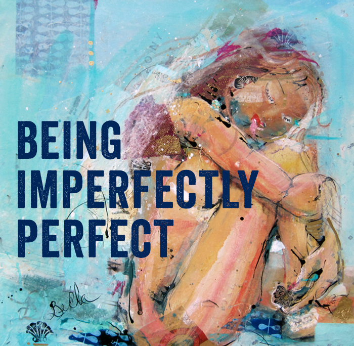 Kellie Day on being perfectly imperfect with art