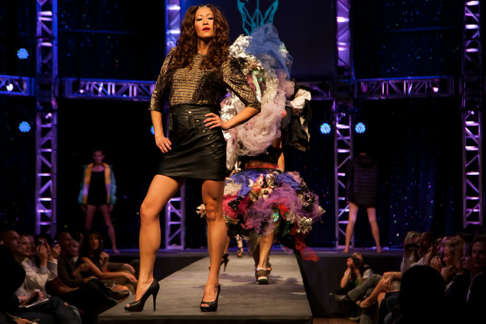 Telluride Aids Benefit - the GALA Fashion Show